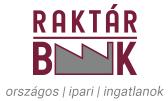 Raktárbank - raktár, telek, telephely